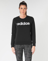 Clothing Women Sweaters adidas Performance E LIN SWEAT Black