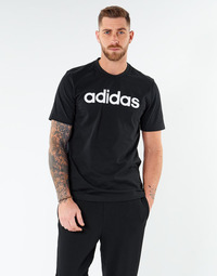 Clothing Men Short-sleeved t-shirts adidas Performance E LIN TEE Black