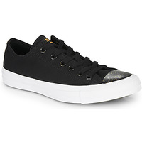 Shoes Women Low top trainers Converse CHUCK TAYLOR ALL STAR PRECIOUS METALS Black
