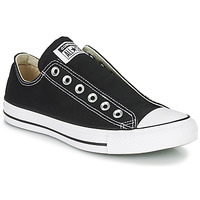 Shoes Women Low top trainers Converse CHUCK TAYLOR ALL STAR SLIP CORE BASICS Black