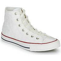 Shoes Girl Hi top trainers Converse Chuck Taylor All Star Little Miss Chuck White