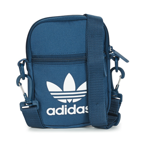Bags Pouches / Clutches adidas Originals FEST BAG TREF Blue / Marine / Night