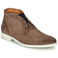 Shoes Men Mid boots Kost COMTE 5C Taupe