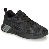 Shoes Men Low top trainers Lumberjack TEMPO Black