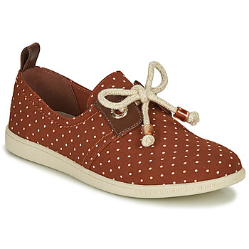 Shoes Women Low top trainers Armistice STONE ONE Brown