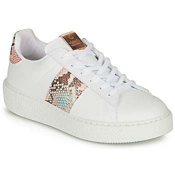 Shoes Women Low top trainers Victoria UTOPIA RELIEVE BANDA White