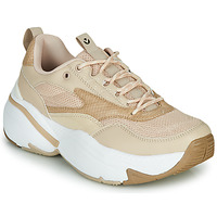 Shoes Women Low top trainers Victoria AIRE Beige