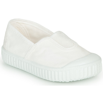 Shoes Girl Low top trainers Victoria CAMPING TINTADO White