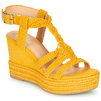 Shoes Women Sandals Bullboxer 175018F2T Yellow