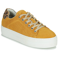 Shoes Women Low top trainers Bullboxer  Yellow