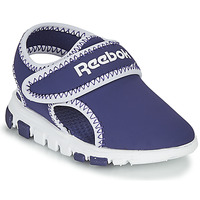 Shoes Children Sandals Reebok Sport WAVE GLIDER III Blue / Grey