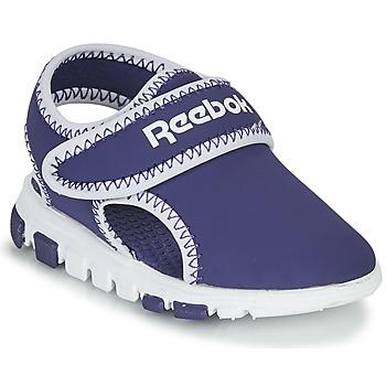 Shoes Children Sandals Reebok Sport WAVE GLIDER III Blue / Grey