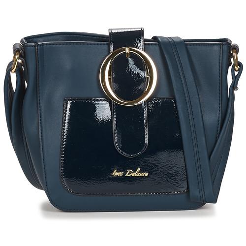 Bags Women Shoulder bags Moony Mood LIMINIRE Blue