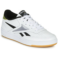 Shoes Women Low top trainers Reebok Classic CLUB C REVENGE MARK White / Gold