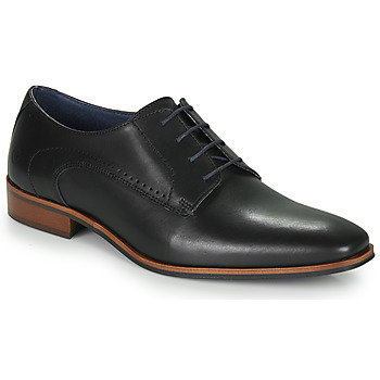 Shoes Men Derby Shoes Carlington MARCO Black