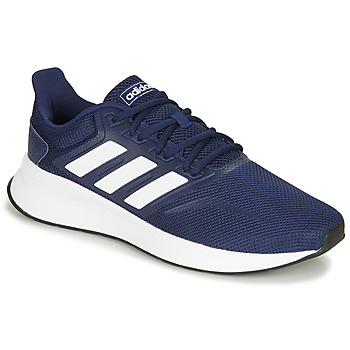 Shoes Men Low top trainers adidas Performance RUNFALCON Blue / White