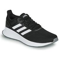 Shoes Women Running shoes adidas Performance RUNFALCON Black / White