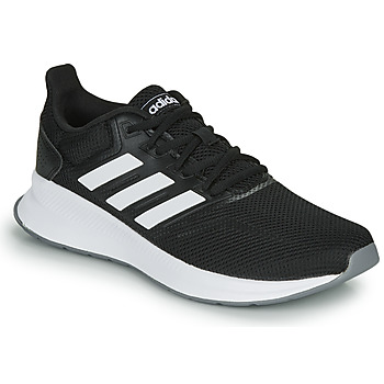 Shoes Women Running shoes adidas Performance RUNFALCON Black / White