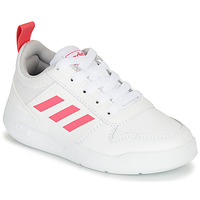 Shoes Girl Low top trainers adidas Performance TENSAUR K White