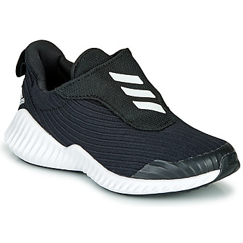 Shoes Boy Low top trainers adidas Performance FORTARUN AC K Black
