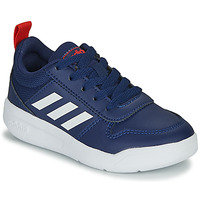 Shoes Children Low top trainers adidas Performance TENSAUR K Blue / White