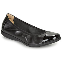 Shoes Women Flat shoes Caprice BOCLETTE Black
