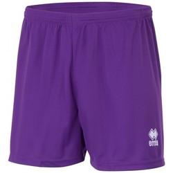 Clothing Men Shorts / Bermudas Errea Short  New Skin fuchsia