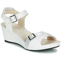 Shoes Women Sandals Mam'Zelle DORTAN White