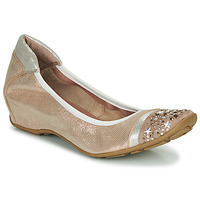 Shoes Women Flat shoes Mam'Zelle FETE Nude