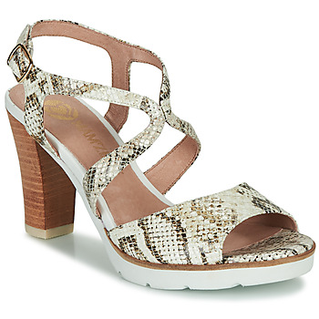 Shoes Women Sandals Mam'Zelle TIGUAN Serpent