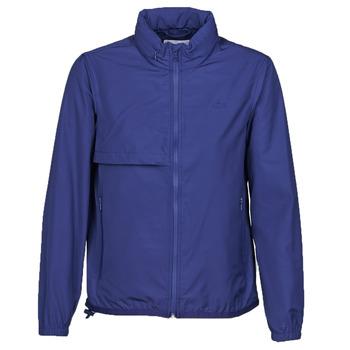 Clothing Women Jackets Lacoste MAHYRA Marine
