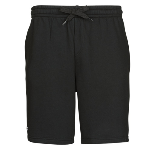 Clothing Men Shorts / Bermudas Lacoste CHRISNA Black