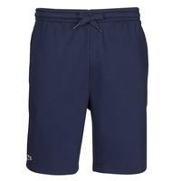 Clothing Men Shorts / Bermudas Lacoste AYCHA Blue