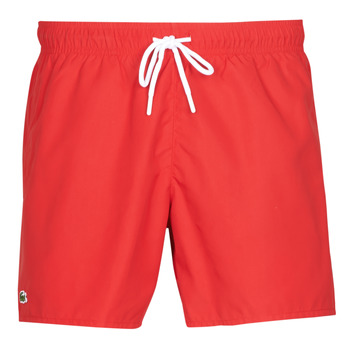 Clothing Men Trunks / Swim shorts Lacoste JEANNAH Red