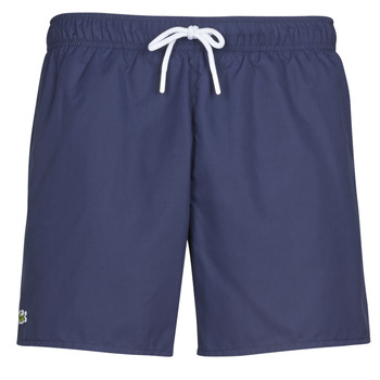 Clothing Men Trunks / Swim shorts Lacoste DOLY Marine