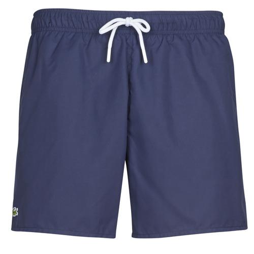 Clothing Men Trunks / Swim shorts Lacoste DOLY Marine