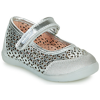 Shoes Girl Flat shoes Pablosky  Silver