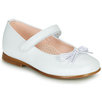 Shoes Girl Flat shoes Pablosky  White