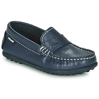 Shoes Boy Loafers Pablosky  Marine