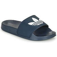 Shoes Tap-dancing adidas Originals ADILETTE LITE Blue
