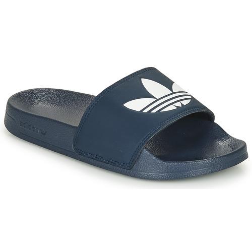 Shoes Sliders adidas Originals ADILETTE LITE Blue