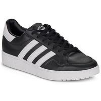 Shoes Low top trainers adidas Originals MODERN 80 EUR COURT Black / White