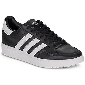 Shoes Low top trainers adidas Originals MODERN 80 EUR COURT Black