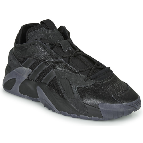 Shoes Men Low top trainers adidas Originals STREETBALL Black