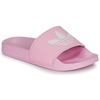 Shoes Women Tap-dancing adidas Originals ADILETTE LITE W Pink