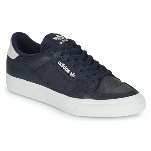 Shoes Low top trainers adidas Originals CONTINENTAL VULC Blue