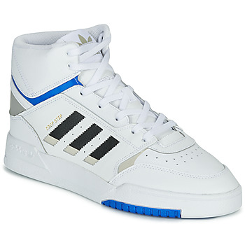 Shoes Men Hi top trainers adidas Originals DROP STEP White / Black / Blue