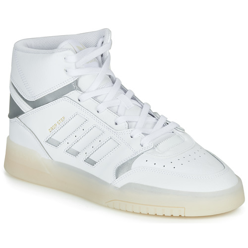 Shoes Men Hi top trainers adidas Originals DROP STEP White
