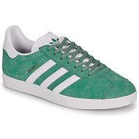 Shoes Low top trainers adidas Originals GAZELLE Green
