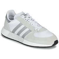 Shoes Low top trainers adidas Originals MARATHON TECH White / Beige